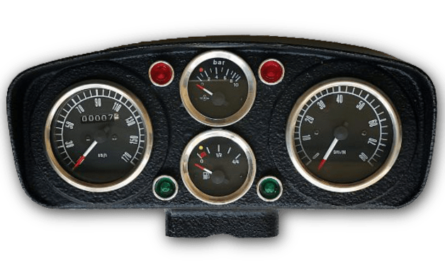 Riproduzione contachilometri FIAT 500L